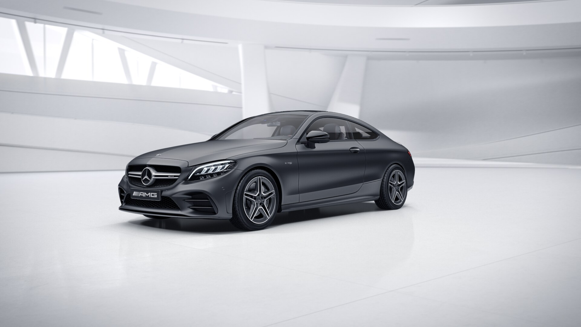 מרצדס קופה Mercedes AMG C43 Coupe