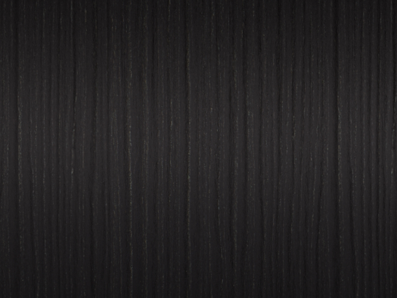 Trim elements - Anthracite linestructure lime wood trim (H08)